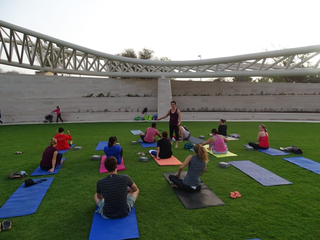 Yoga Teacher Training UAE