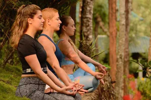 yoga retreats around the world